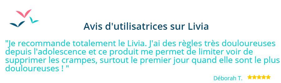 Livia-témoignages